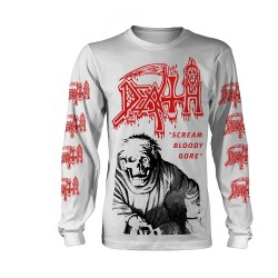 Death - Scream Bloody Gore - LONG SLEEVE (Men)
