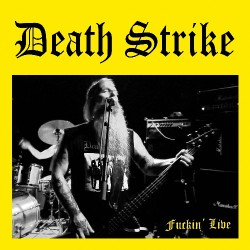 Death Strike - Fuckin' Live - CD