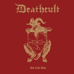 Deathcult - Cult Of The Goat - CD DIGIPAK