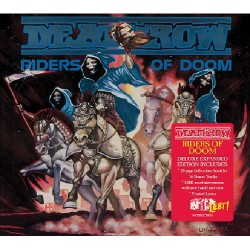 Deathrow - Riders Of Doom - CD DIGIPAK