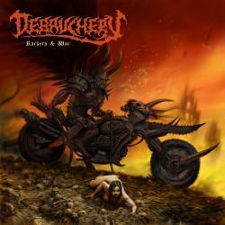 Debauchery - Rockers And War - CD