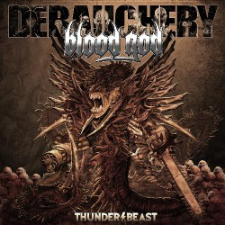 Debauchery vs. Blood God - Thunderbeast - DOUBLE CD