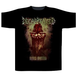 Decapitated - Blood Mantra - T-shirt