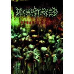 Decapitated - Human's Dust - DVD METAL BOX