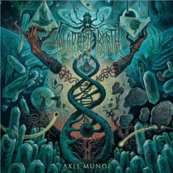 Decrepit Birth - Axis Mundi - CD DIGIPAK