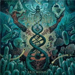 Decrepit Birth - Axis Mundi - DOUBLE LP Gatefold