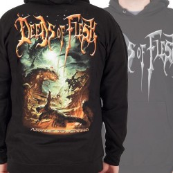 Deeds Of Flesh - Portals To Canaan - Hooded Sweat Shirt (Men)