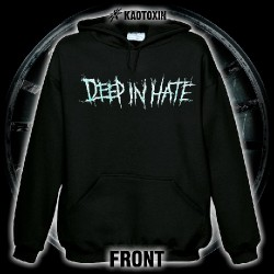 Deep In Hate - Chronicles - HOODED SWEAT SHIRT (Men)