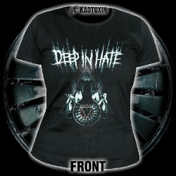 Deep In Hate - Chronicles - T shirt girlie