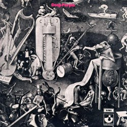 Deep Purple - Deep Purple - LP Gatefold