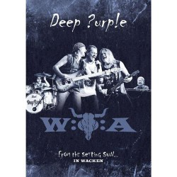 Deep Purple - From The Setting Sun In Wacken - DVD
