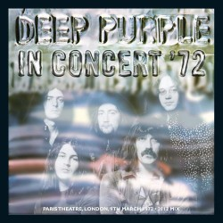 Deep Purple - In Concert '72 - CD