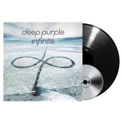 Deep Purple - Infinite - DOUBLE LP GATEFOLD + DVD