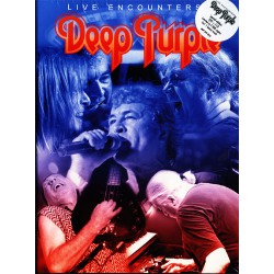 Deep Purple - Live Encounters - DVD + 2CD DIGIPAK