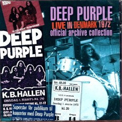 Deep Purple - Live In Denmark 1972 - CD