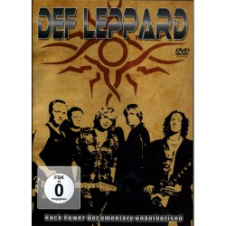 Def Leppard - Rock Power Documentary - DVD