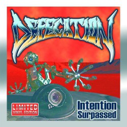 Defecation - Intention Surpassed - LP