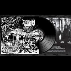 Dehuman Reign - Destructive Intent - Mini LP