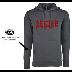 Deicide - Logo - Hooded Sweat Shirt (Men)