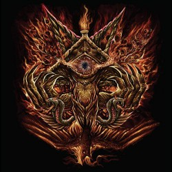 Deiphago - Into The Eye Of Satan - CD