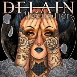 Delain - Moonbathers - DOUBLE LP Gatefold