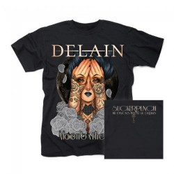 Delain - Moonbathers - T-shirt (Men)
