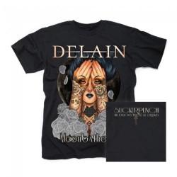 Delain - Moonbathers - T-shirt