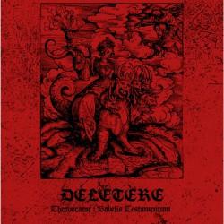 Délétère - Theovorator : Babelis Testamentum - CD EP
