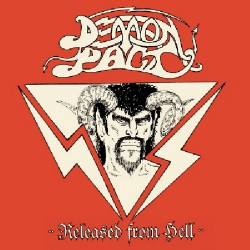 Demon Pact - Released From Hell - LP Gatefold