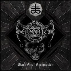 Demonical - Black Flesh Redemption - Maxi single Digipak