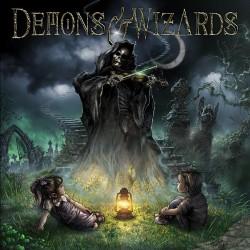 Demons & Wizards - Demons & Wizards - DOUBLE LP Gatefold