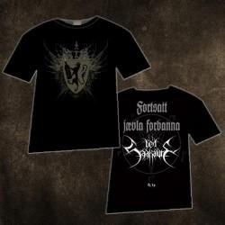 Den Saakaldte - Fortsatt Jaevla Forbanna - T-shirt (Men)