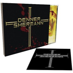Denner / Shermann - Masters Of Evil - CD slipcase + patch