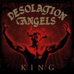 Desolation Angels - King - LP Gatefold