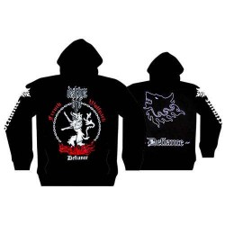 Deströyer 666 - French Wolfpack - HOODED SWEAT SHIRT