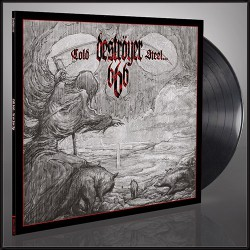 Deströyer 666 - Cold Steel For An Iron Age - LP Gatefold