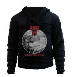 Deströyer 666 - Cold Steel for an Iron Age 2011 - HOODED SWEAT SHIRT