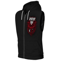 Deströyer 666 - Wolf 2018 - Sleeveless Zip Hoodie (Men)