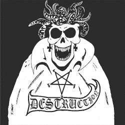 Destruction - Bestial Invasion Hell - LP Gatefold Coloured