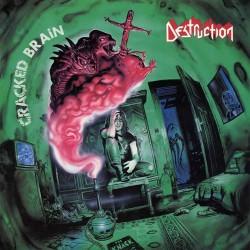 Destruction - Cracked Brain - CD SLIPCASE