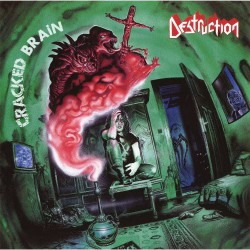 Destruction - Cracked Brain - LP