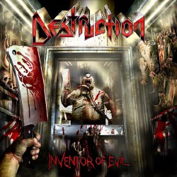 Destruction - Inventor of Evil - CD