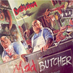 Destruction - Mad Butcher - LP