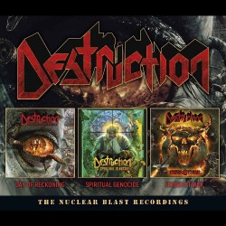 Destruction - The Nuclear Blast Recordings - 3CD BOX