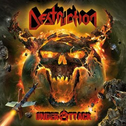 Destruction - Under Attack - CD