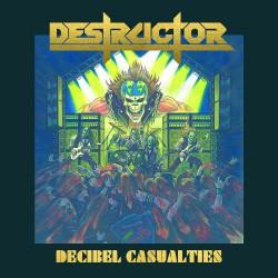 Destructor - Decibel Casualties - CD