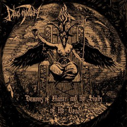 Deus Mortem - Demons Of Matter And The Shells Of The Dead - CD