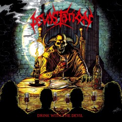 Devastation - Drink With The Devil - CD
