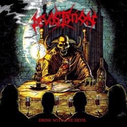 Devastation - Drink With The Devil - LP
