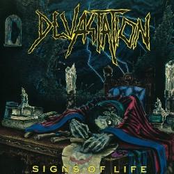 Devastation - Signs of Life - CD